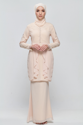 Isabel Kurung in Beige