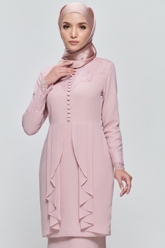 Isabel Kurung in Dusty Pink