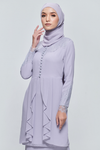 Isabel Kurung in Smoke Grey