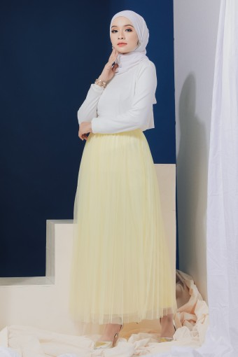 Milla Skirt - Yellow